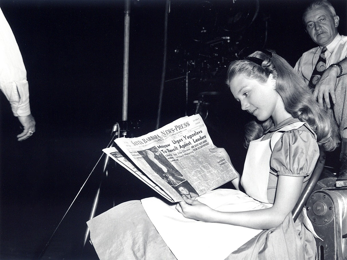 picture Kathryn Beaumont