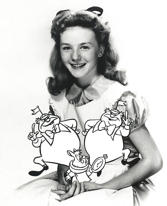 kathryn beaumont alice in wonderland